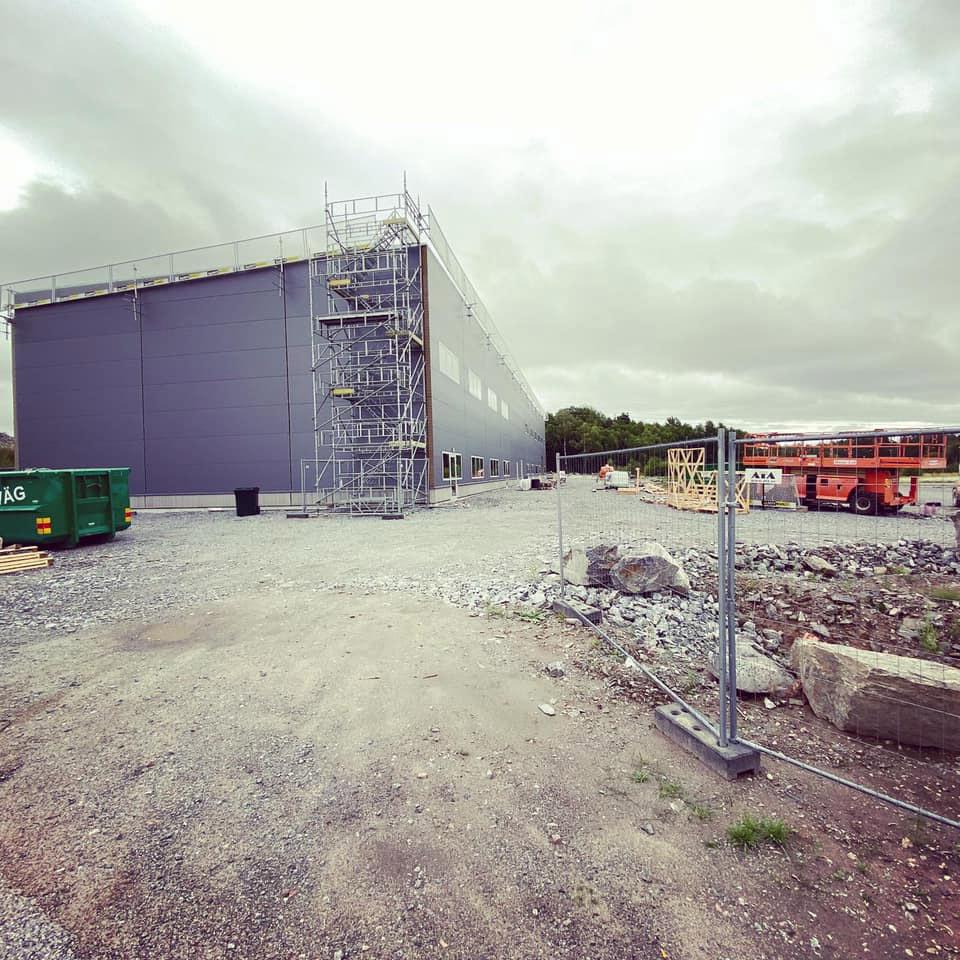Industribyggnad, Arlandastaden